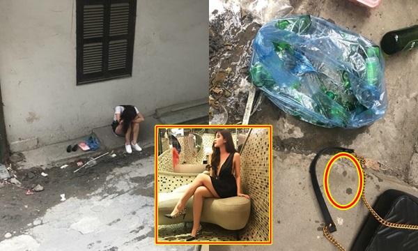 Dân mạng bóc mẽ SỰ THẬT về cô gái mang bia sang người yêu xem World Cup bị bỏ bom chờ cửa đến sáng
