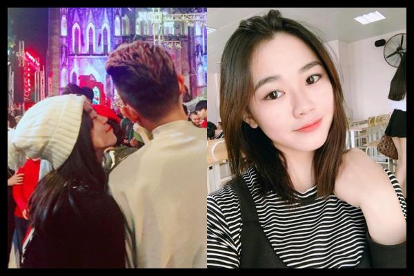 Giấu mãi cuối cùng Duy Pinky cũng để lộ bạn gái vừa xinh vừa giỏi không kém cạnh các nàng Wags khác của U23 Việt Nam