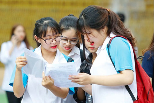 Tuyển sinh năm 2018: Trường đầu tiên công bố điểm thi đại học