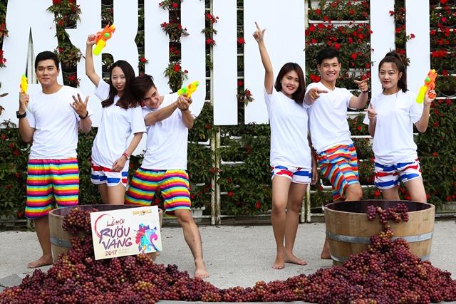 """""""Say sưa quên lối về"""" tại lễ hội rượu vang lớn nhất trong năm chỉ có ở Sun World Ba Na Hill"""