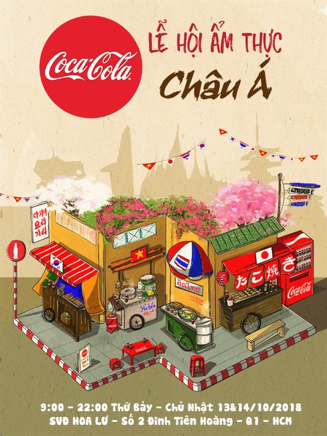 """Loa! Loa! Loa! Lễ hội ẩm thực HOT nhất Sài Thành sắp diễn ra, lập team """"húp trọn"""" cả châu Á ngay thôi!"""