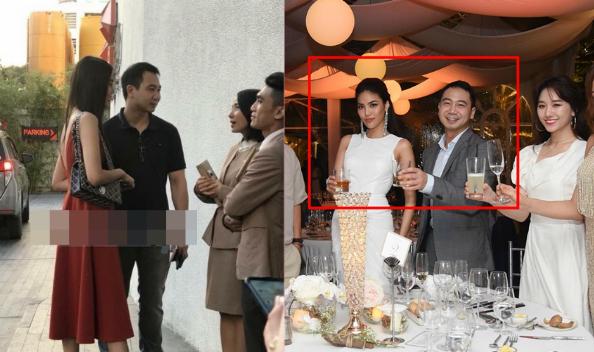 Giữa nghi án sắp kết hôn, Lan Khuê lộ ảnh cùng bạn trai đại gia đi đặt tiệc cưới?