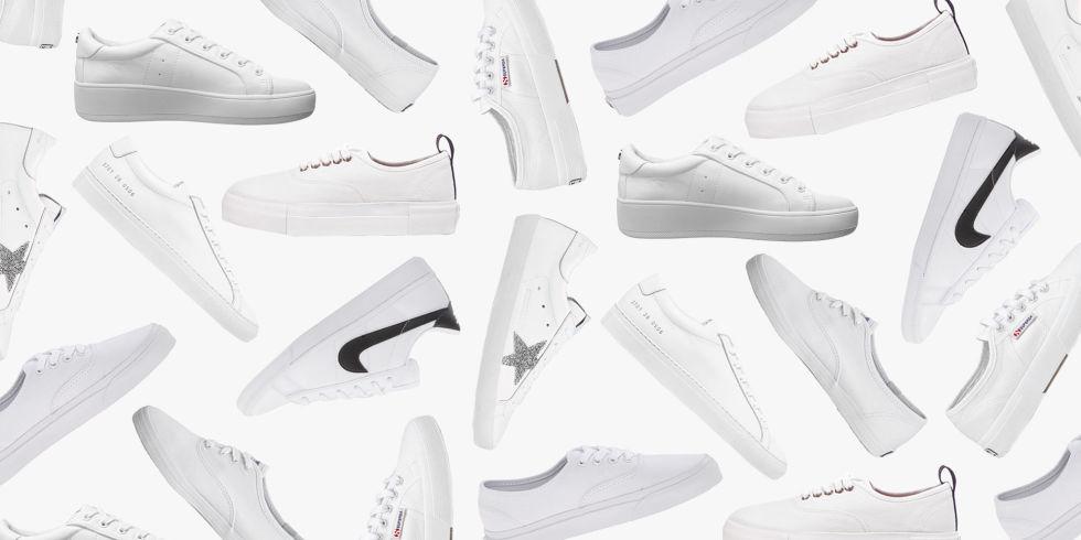"""Lộ diện 13 thiết kế giày thể thao trắng được săn đón """"khủng khiếp"""" nhất hiện nay"""