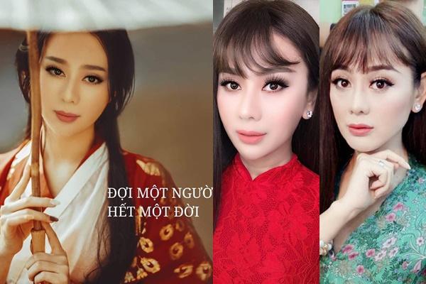 """Chê Hương Giang không xinh đẹp bằng, nhưng Lâm Chi Khanh """"sống ảo"""" đến mức, chỉnh sửa mặt đến không nhận ra"""