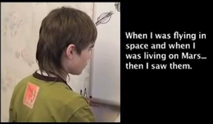 Thần đồng 9x người Nga tuyên bố sinh ra ở Sao Hỏa, đến Trái Đất để giải cứu nhân loại