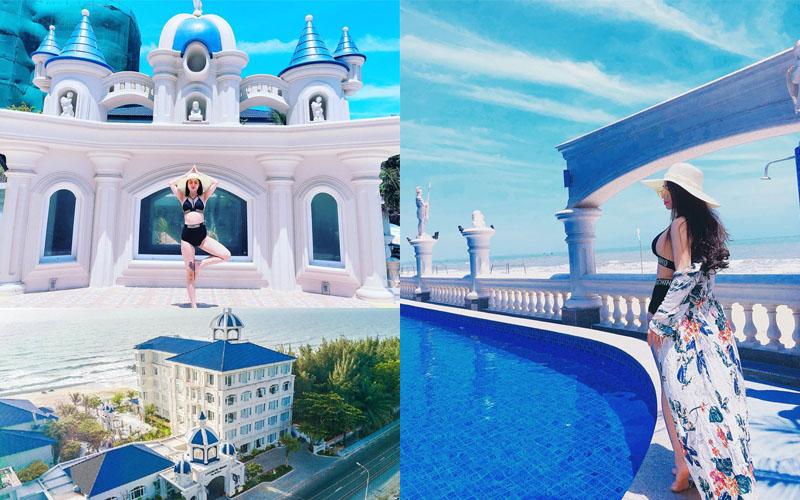 """""""Chất phát ngất"""" - Santorini phiên bản đời thực giữa lòng thành phố Vũng Tàu, Việt Nam"""