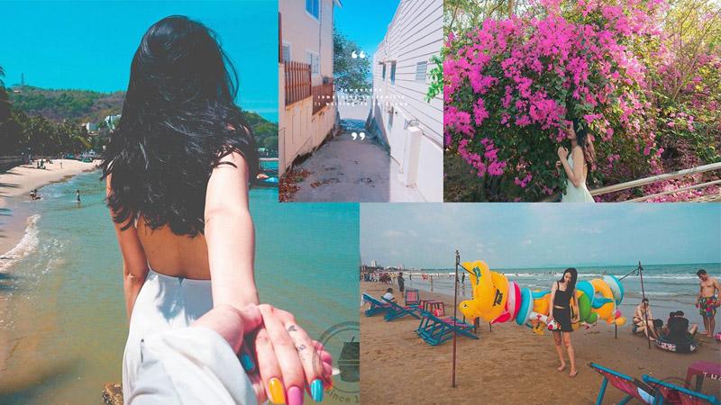 """Hóa thành """"nàng thơ"""" với 1001 góc sống ảo đẹp lim tim giữa thành phố Biển Vũng Tàu"""