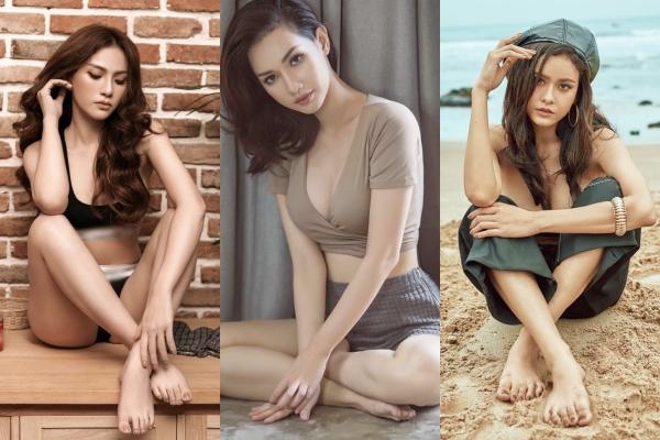 """Ngắm nhan sắc của các """"gái 1 đời chồng"""" Trương Quỳnh Anh, Thu Thuỷ, Quỳnh Chi: Phụ nữ đẹp nhất khi không thuộc về ai"""