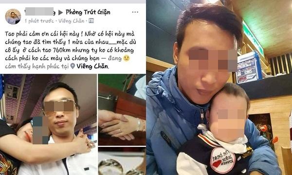 """Thanh niên khoe tìm được gấu nhờ nhóm kín không ngờ bị vợ lên tiếng """"bóc phốt"""" cực kinh khủng"""