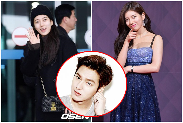 Chia tay Lee Min Ho, Suzy gây sốc khi để mặt mộc, mắt thâm quầng ngực lép kẹp!