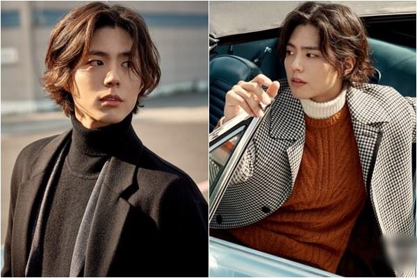 """Học Park Bo Gum để tóc dài """"thòng lòng"""" mà vẫn đẹp ma mị như """"hoàng tử cổ tích"""" nhìn thôi đã thấy si mê"""