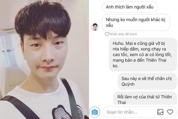 Fan nữ cuồng anh Phong Cấn, muốn đầu quân cho Thiên Thai, thế chân Quỳnh Búp bê làm con dâu ông Cấn