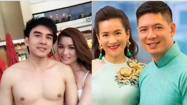 Khi sao nam Việt lấy vợ đại gia: Người hạnh phúc viên mãn, kẻ ồn ào ngoại tình
