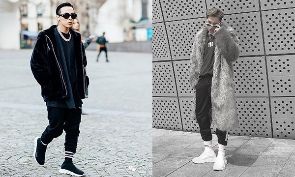 Không chỉ Sơn Tùng và GDragon mà các sao Châu Á cũng đang phát sốt với đôi Sneaker này!