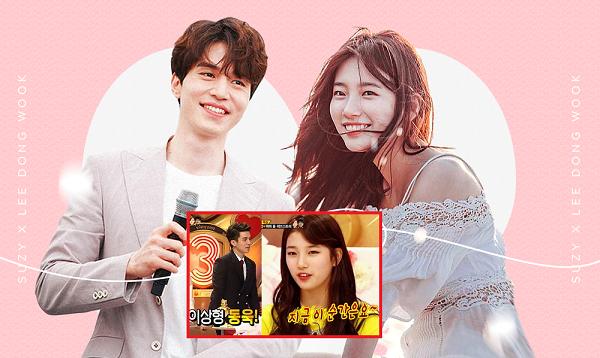 """Lộ bằng chứng Suzy đã """"thả thính"""" Lee Dong Wook từ 6 năm trước, yêu Lee Min Ho chỉ là giả dối?"""
