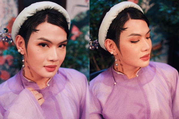 """Đổi style makeup sắc sảo thâm hiểm, không biết nên gọi đây là """"Lộc quý nhân"""" hay """"Lộc dì ghẻ"""" nữa đây"""