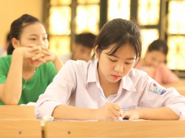 Bộ GD&ĐT chính thức chốt phương án thi THPT quốc gia 2018