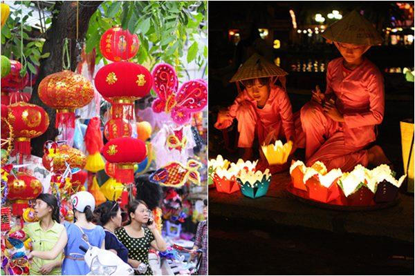 """Có một trời đèn lồng giữa Đà Nẵng chẳng thua kém gì lễ hội Thành Tuyên khiến giới trẻ miền Trung """"sướng rơn"""""""