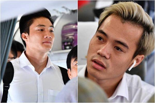 """Nóng: Dàn soái ca áo trắng U23 Olympic Việt Nam trở về nước trong tư thế """"không cúi đầu"""""""