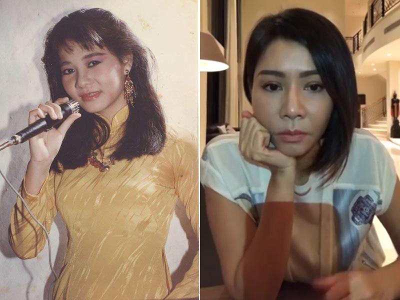 Mũi cao đẹp bất thường, Thu Minh liên tiếp vướng nghi án phẫu thuật thẩm mỹ