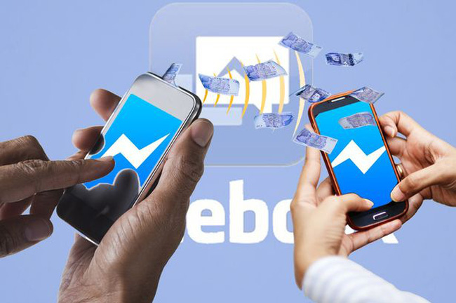 Facebook bắt đầu cho người dùng chuyển tiền cho nhau qua Messenger