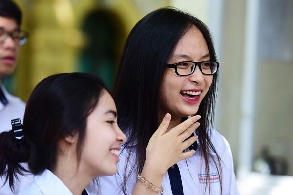 Học sinh giỏi lớp 12 được tuyển thẳng vào trường đại học này năm 2018