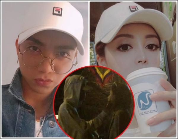 Soobin Hoàng Sơn vô tư thể hiện tình cảm với bạn gái, cùng dắt tay vào khách sạn đúng 2h sáng