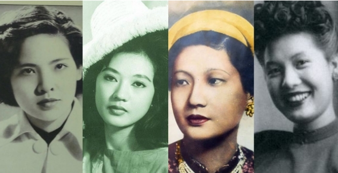 Ngắm nhìn những tuyệt sắc giai nhân từng vang bóng 1 thời, nổi tiếng nhất Việt Nam