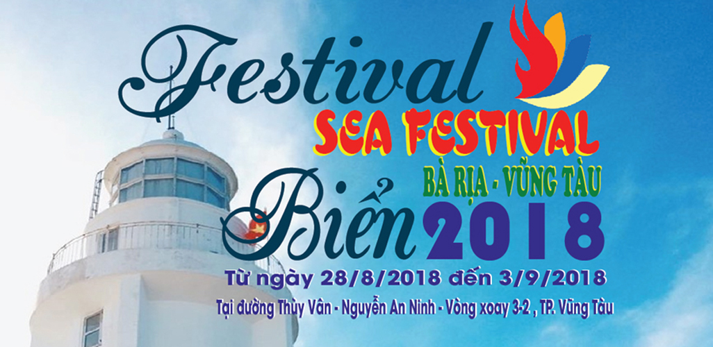 Nghỉ lễ 2/9 lập kèo quẩy Festival biển Bà Rịa - Vũng Tàu hoành tráng nhất 2018 - 1