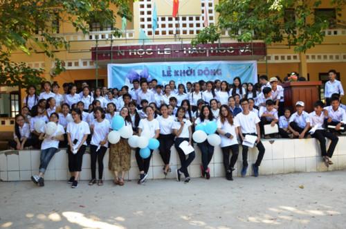 Dự án dạy học tình nguyện tại đảo Lý Sơn dịp hè 2018 tuyển tình nguyện viên