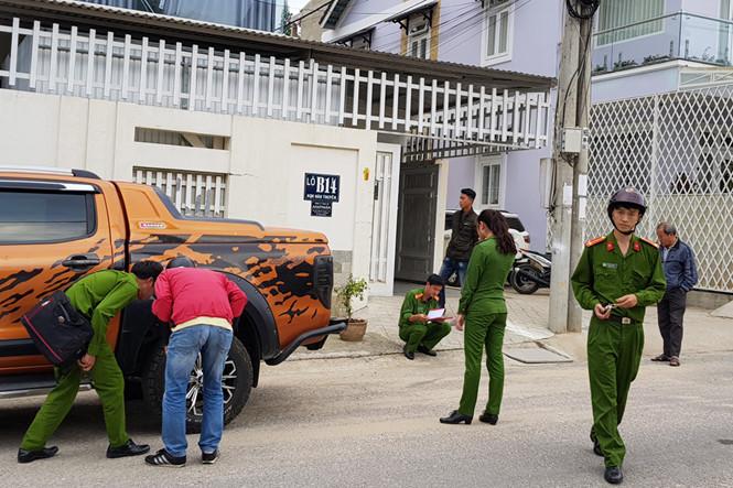 Nghi phạm bắn bị thương hai cha con ở Lâm Đồng là kẻ nghiện ngập, có khả năng chế súng