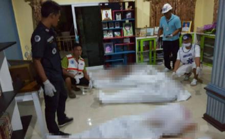8 người trong cùng một gia đình bị bắn chết tại hòn đảo du lịch nổi tiếng Thái Lan