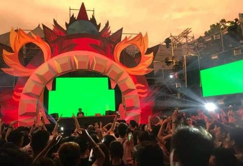 7 người thiệt mạng tại lễ hội âm nhạc, hiện trường đầy bóng cười và các chất nghi là ma túy