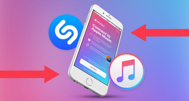 Apple thâu tóm Shazam với giá 400 triệu USD: Chuẩn bị cuộc cạnh tranh ứng dụng âm nhạc với Google?