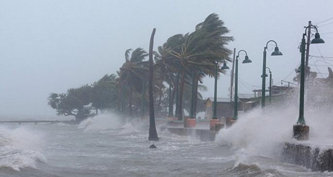Bão số 5 suy yếu thành áp thấp nhiệt đới, siêu bão Mangkhut gây mưa lớn ở Bắc Bộ và Bắc Trung Bộ