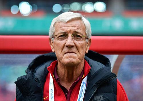 """CĐV Trung Quốc đòi giải tán đội tuyển quốc gia, Marcello Lippi vẫn nói cứng: """"Tôi còn 4 tháng..."""""""