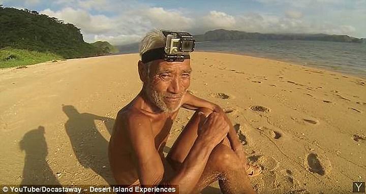"""Cụ ông 82 tuổi 29 năm sống một mình ngoài đảo như """"Robinson trên đảo hoang"""""""
