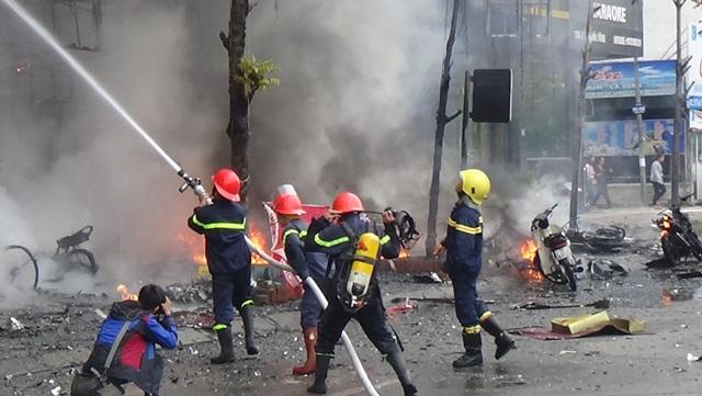 Điểm danh hàng chục tòa nhà ở Hà Nội vi phạm các quy định về phòng cháy chữa cháy