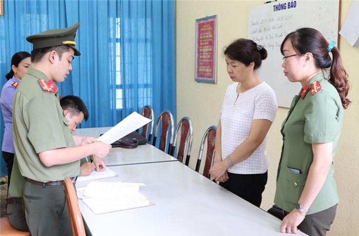 Gian lận điểm thi THPT Quốc gia 2018 ở Sơn La: Khởi tố bị can thứ 6