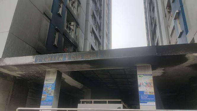Nguyên nhân ban đầu vụ cháy chung cư Carina Plaza: Có thể là từ hệ thống điện của xe trong hầm