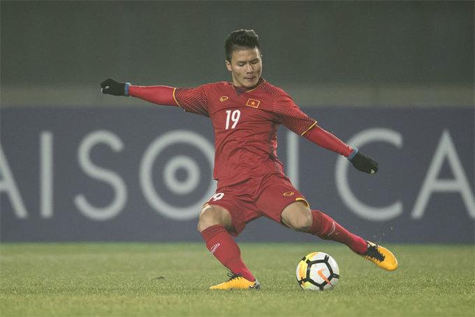 Quang Hải trong Top 5 tài năng trẻ được kỳ vọng tỏa sáng tại AFF Cup 2018