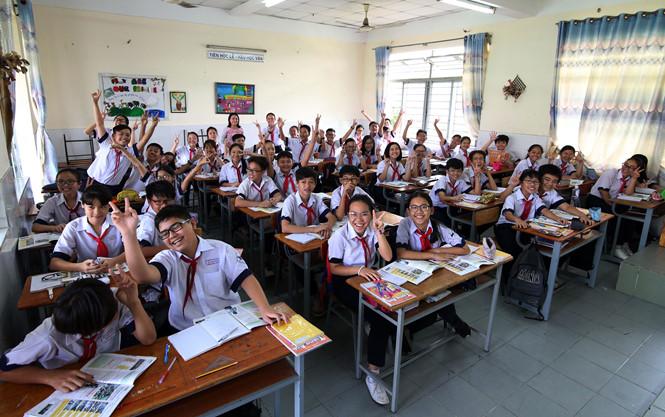Sẽ miễn học phí cho học sinh THCS và trẻ mầm non 5 tuổi
