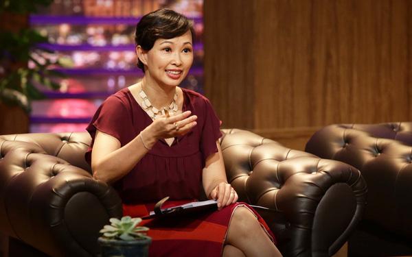 Shark Thái Vân Linh: Người trẻ đi làm không nên về nhà trước 7h tối mà phải làm thêm cái gì đó