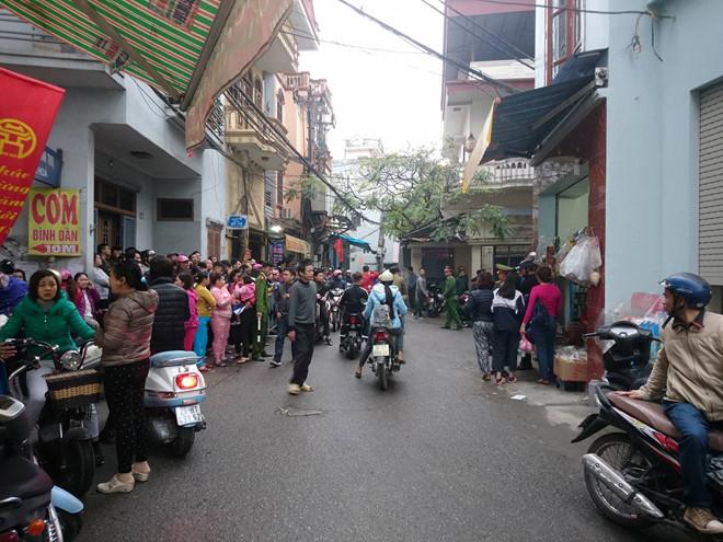 Xác định thi thể nạn nhân ở Hoàng Mai là Chủ tịch huyện Quốc Oai mất tích