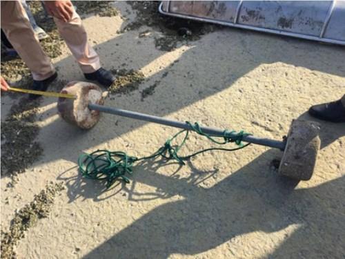 Du khách Australia tự sát ở vịnh Hạ Long với quả tạ buộc vào chân