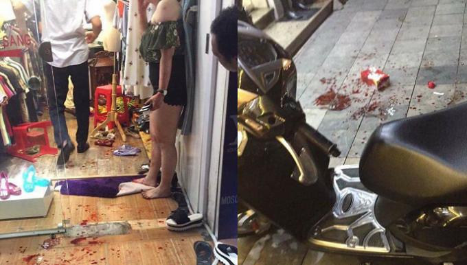 Hậu quả vụ chém người tại Hàng Bông: Vợ chết, chồng bị khởi tố