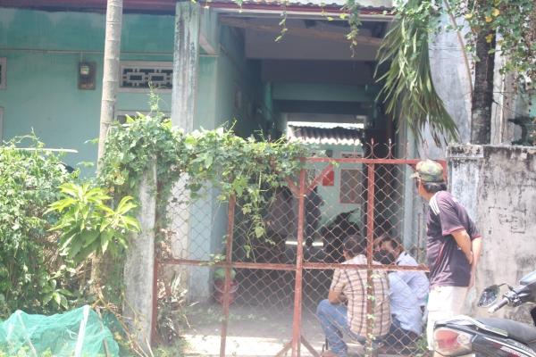 Quảng Nam: Phát hiện thi thể nam thanh niên chết trong phòng trọ đã bốc mùi