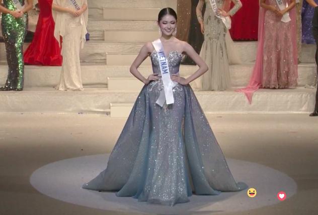 Trượt Top 15 Hoa hậu Quốc Tế 2017, Thùy Dung xin lỗi khán giả nước nhà đầy tiếc nuối