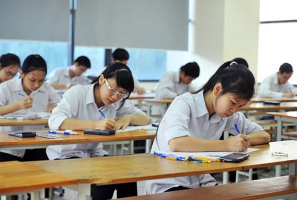 3 KHÔNG trong kỳ thi THPT quốc gia 2018