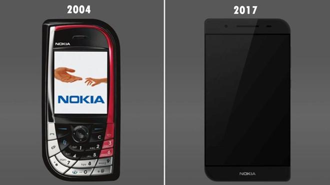 """Thiết kế hồi sinh siêu phẩm """"huyền thoại đương đại"""" của Nokia 13 năm trước"""